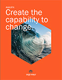 Sage Ways Consulting Agility Solutions Brochure